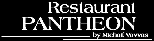 Restaurant Pantheon by Maichail Vavvas